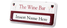 Reusable Name Badges | www.namebadgesinternational.ie